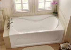 "Whirlpool Bathtub 66 X 36 Maax Cocoon 66"" X 36"" Whirlpool Bathtub at Menards"