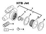 Whirlpool Bathtub Brands Jacuzzi Htb Jet