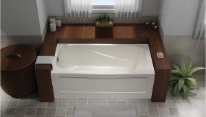 Whirlpool Bathtub Canada Mirolin Tucson 5 Feet Acrylic Non Whirlpool Bathtub