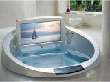 Whirlpool Bathtub Definition 5 Cool Bathtubs with Built In Tvs Digsdigs