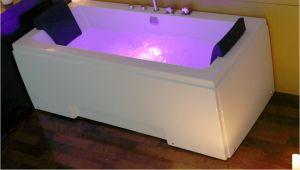 Whirlpool Bathtub for 2 1700mm Whirlpool Shower Spa Jacuzzi Massage Corner 2