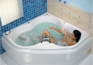 Whirlpool Bathtub Ideas Corner Whirlpool Tub – the Perfect solution for Small