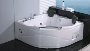 Whirlpool Bathtub Insert 2 Person Jetted Whirlpool Massage Hydrotherapy Bathtub Tub