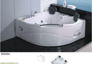 Whirlpool Bathtub Ireland 2 Person Bathtub Corner Whirlpool Jetted therapy Tub Spa
