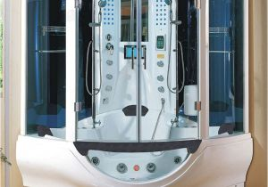 Whirlpool Bathtub Jet Spa Details About New 2014 Puterized Steam Shower Massage