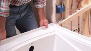 Whirlpool Bathtub Test How to Install A Whirlpool Tub