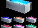 Whirlpool Bathtub Uk 1690mm Whirlpool Bath Shower 17 Jet Jacuzzi Straight
