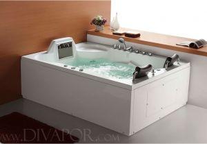 Whirlpool Bathtub Uk Di Vapor Luxor 2 Person Whirlpool Bath W Waterproof Tv