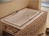 Whirlpool Bathtubs for Small Bathrooms atlantis Whirlpools 4678iar Infinity 46 X 78 Endless Flow