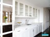 White Kitchen Cabinets Luxury Black and White Kitchen Ideas