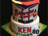 Wilton Baseball Cake Decorations atlanta Braves Baseball Birthday Cake Cap is Done with the Wilton