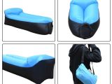 Wind Blow Up Chairs Nitebeam Lazy Bag Lay Bag Sleeping Bag Fast Inflatable Camping Air