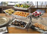 Wire Chafing Dish Rack Bjs Berkley Jensen 5 Tier Buffet Server Only 14 99 Online In Club