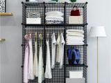 Wire Racks for Closets Amazon Com Unicoo Multi Use Diy 12 Cube Wire Grid organizer