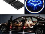 Wireless Interior Led Lights for Cars 2018 Wireless Led Car Door Light Welcome Lamp Projector Cool Logo