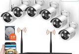 Wireless Interior Security Cameras Surveillance Security Camera System Night Vision 960p Wireless Ip