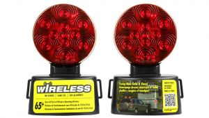 Wireless tow Lights Blazer Led Wireless Magnetic towing Light Kit C6304 the Home Depot