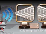 Wireless tow Lights Lighting Starlight Wireless tow Lights 3w with Monitor Slea168m