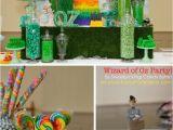 Wizard Of Oz Decoration Ideas Rainbow Breakfast Birthday Party Pinterest Wizard Oz Birthday