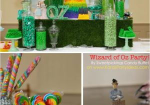 Wizard Of Oz Decoration Ideas Rainbow Breakfast Birthday Party Pinterest Wizard Oz Birthday
