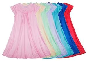 Women's Nylon Bathrobes Women S Lace Nylon Sleeveless Nightgown Sleepwear 9046 M