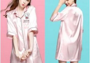 Women's Personalized Bathrobes Women S Leisure Wear Pajamas Suits Dress the Four Seasons