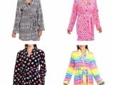 Womens Bathrobes Walmart Walmart Women S Fleece Robes Ly $5 50 Reg $18 88