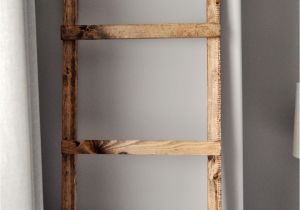 Wooden Blanket Rack Plans Rustic Blanket Ladder Pinterest Diy Blanket Ladder Blanket