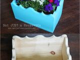 Wooden Flower Boxes Build Your Own Planter Box Pinterest Diy Planter Box Planters