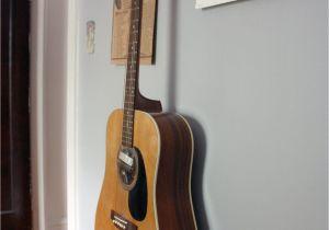 Wooden Guitar Rack Australia Stephanie Jason S Vintage assembly Guitar Wall Wall Racks and Walls