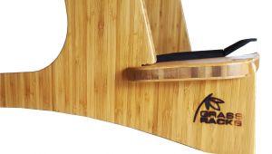 Wooden Surfboard Racks Free Standing Bamboo Surf Racks Sup Racks Ski Racks Bike Racks Skate Racks