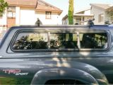 Yakima Kayak Racks for Trucks are Camper Shell Long Bed Windoors Magnetic Gray Yakima