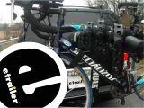 Yakima Portabicicletas Ridgeback 4-bike Hitch Rack Thule Vertex 4 Hitch Bike Rack Review Etrailer Com Youtube