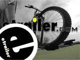Yakima Ridgeback 4 Bike Hitch Mounted Bicycle Rack Review Kuat Nv 4 Bike Rack N105 107 Etrailer Com Youtube