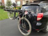 Yakima Ridgeback 4 Bike Hitch Rack Yakima Fullswing 4 Bike Hitch Mounted Carrier My New Rack Lots Of