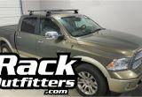 Yakima Truck topper Rack Dodge Ram 1500 with Rhino Rack 2500 Vortex Roof Rack Cross Bars