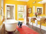 Yellow Bathtubs 10 Best Bathroom Paint Colors