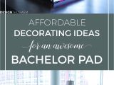 Young Men S Apartment Decor Bachelor Pad Ideas Decorating A Young Man S Apartment Bachelor