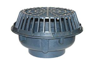 Zurn Floor Drain Cover Screws Zurn Z101 Roof Drain Complete Drain assembly Standard Roof Drains